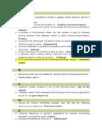 Jawaban Sertifikasi SAP