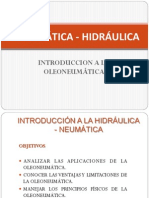 Introduccion a la Hidraulica