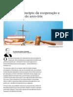 Novo Cpc Princípio Da Cooperação e Processo Civil Do Arcoiris (Autor