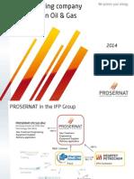 General Presentation PROSERNAT