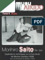 Saito Morihiro - Takemusu Aikido Tome 6 Budo