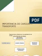 Importancia de carguío y transporte (clase).pptx