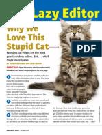 edit cat article