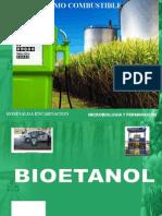 obtencion de bioetanol