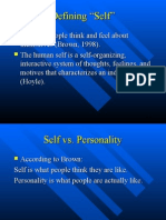 The Self- Introduction