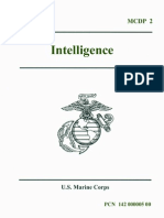 Mcdp2 Intelligence