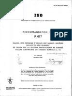 ISO R617