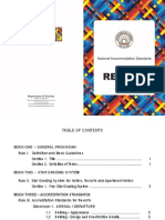 Resort aCCREDITATION GUIDELINES IN THE PHILIPPINES