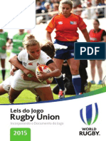 World Rugby Laws 2015 PTBR