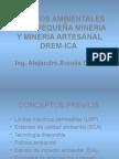 Asuntos Ambientales en La Pequeña Mineria