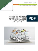 Stage Fév16