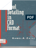Steel Detailing in CAD Format (1995)