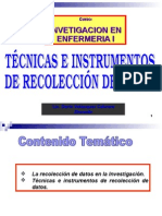Clase N_ 6 Recolecc-tabulac-Administr