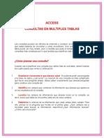 Diseño de Consultas en Varias Tablas