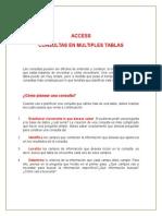 Consultas en Varias Tablas