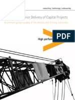 Accenture Capital Projects Report Metals Mining