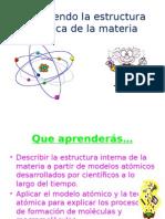 Conociendo La Estructura Interna de La Materia