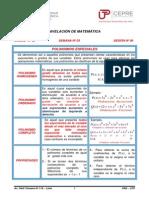 Semana Nº 03 - Sesión Nº 09 - Polinomios Especiales - 2015-II(Ciclo Intensivo)