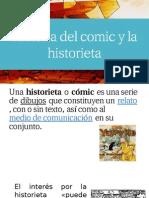 Historia Del Comic y La Historieta