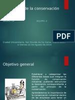 taxonomía de la conservacion industrial