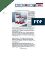 Noticias Servomotores CMP – Propiedades Dinámicas Llevadas a Un Nivel Superior