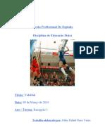 Módulo 3 - Voleibol