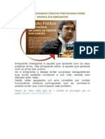 O Que Os Funcionários Públicos Portugueses Podem Ensinar Aos Emigrantes