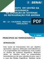 Apresentação SENAI - Mod. I . Termodinâmica