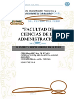 Perú Pais Emprendedor