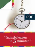 Indexbeleggen in 5 Minuten
