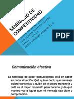 Comunicación Efectiva y Toma de Decisiones