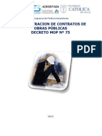 04 Administracion de Contratos de Obras Publicas 121206