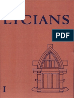 The Lycians in Literary and Epigraphic Sources