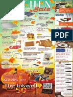 Kitchen Sale 2015