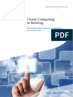 Cloud Computing in Banking