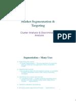 STP Cluster Discriminant (1)