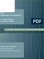 the danielson framework presentation pptx