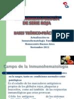 Inmuno Banco 2015