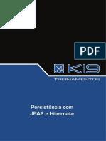 Persistencia Com Jpa2 e Hibernate