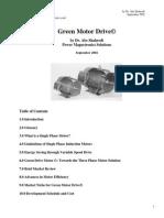 Green Motor Drive