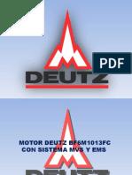 Motor Deutz Bf6m1013fc
