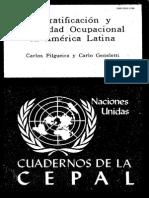 Movilidad Ocupacional Filgueira - Geneletti.