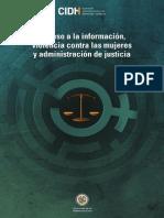 Acceso Informacion CIDH