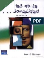 Teorias de La Personalidad 3 Ed Susan Cloninger