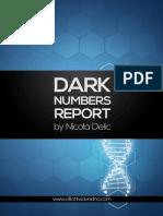 Dark Numbers Report, Nicola Delic