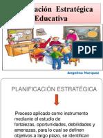 Planificación Estratégica Educativa