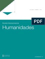 Revista Internacional de Humanidades 4(1), 2015