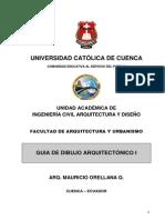 Guia de Dibujo Arquitectónico I
