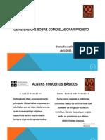 Como Elaborar Projeto