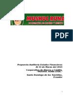 Propuesta Mushuc Runa